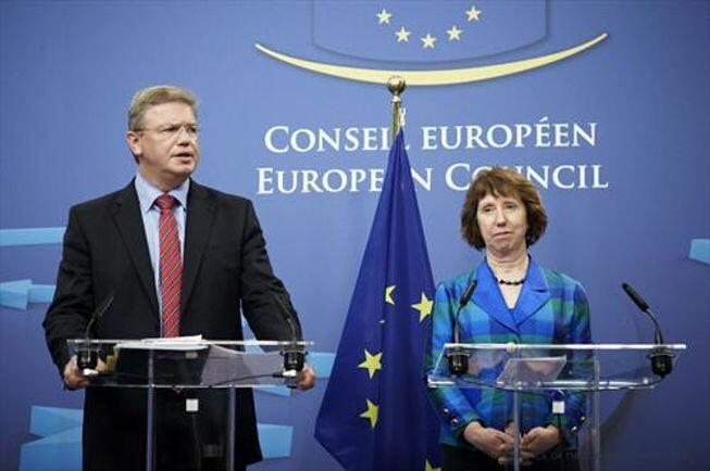 C'est le Commissaire européen à l'Elargissement, Stefan Füle, qui a annoncé la suspension des négociations.