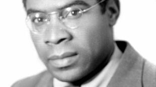 Aimé Césaire, le poète-rebelle de la Martinique.