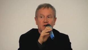 Marc Lavergne, directeur de recherche au CNRS et spécialiste du soudan.