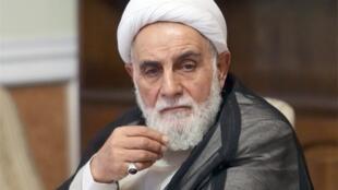 علی اکبر ناطق نوری رییس دفتر بازرسی رهبر جمهوری اسلامی ایران