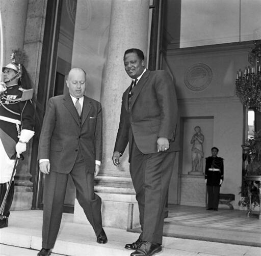 Dan gwagwarmayar ya Hubert Maga ya taka muhimmiyar rawa wajen gina kasar wadda yanzu ake kira Jamhuriyyar Benin.