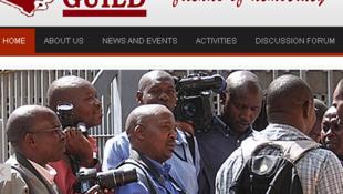 Kenya Editor's Guild homepage