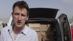 A French national is suspected to be among the jihadists seen in the latest IS execution video that claimed the killing of US aid worker Peter Kassig (seen in picture).