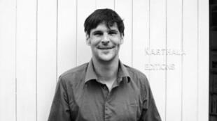 Xavier Audrain est le nouveau directeur exécutif des éditions Khartala.