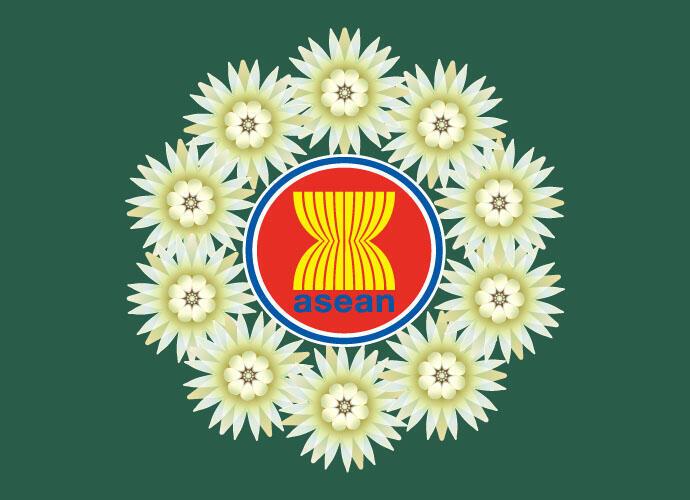 Logo của ASEAN 2014