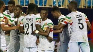 Le Mali est qualifié pour les huitièmes de finale de la CAN 2019.