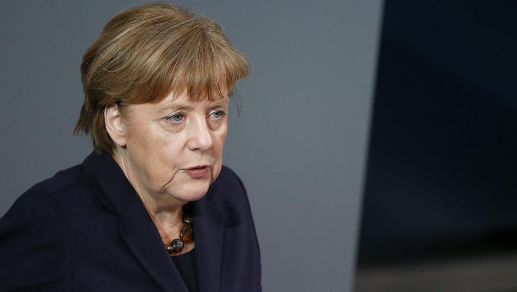 Kansela wa Ujerumani, Angela Merkel.