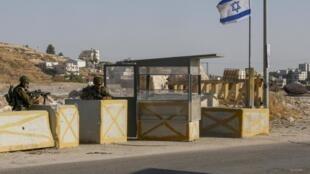 Wani yankin Hebron dake karkashin ikon dakarun Isra'ila