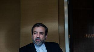 عباس عراقچی، معاون وزیر امورخارجه ایران و مذاکرهکننده ارشد جمهوری اسلامی