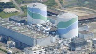 La centrale japonaise de Sendai de Tokyo située, à près de 1.000 kilomètres de la capitale.