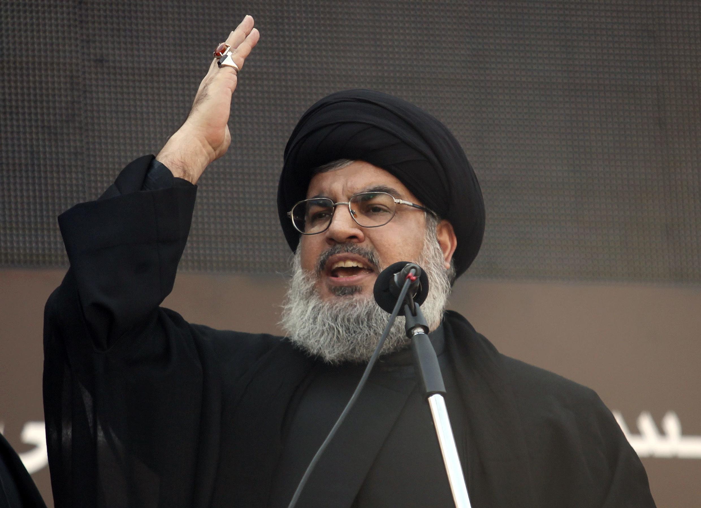 Shugaban kungiyar  yan Shi'a  yankin kasar Lebanon, Hassan Nasrallah