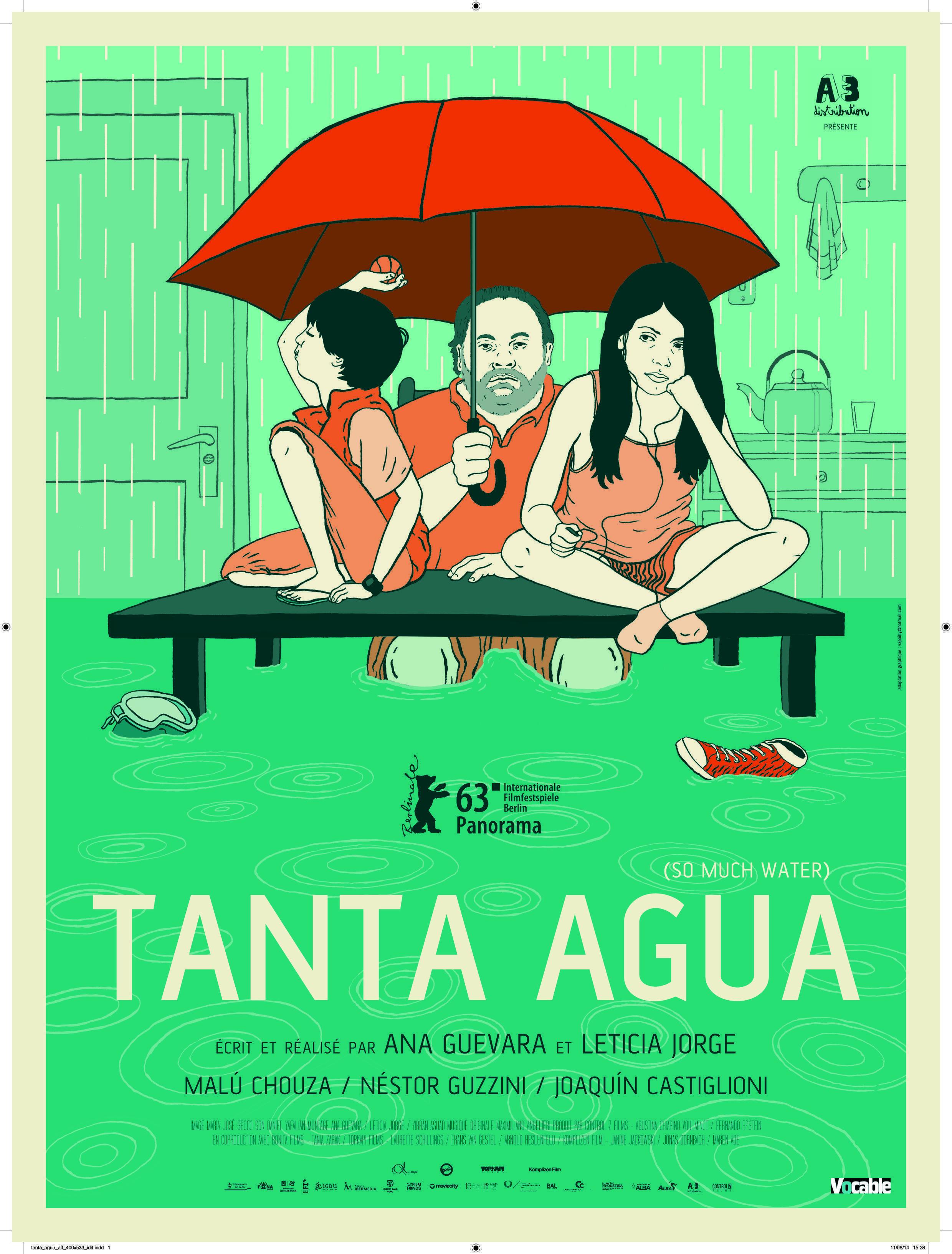 Una película de las uruguayas Ana Guevara  y Leticia Jorge.