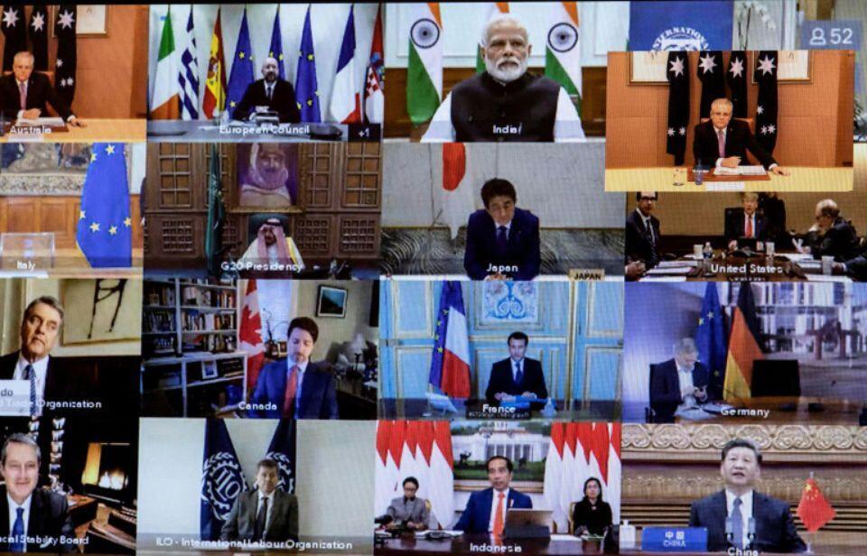 G20 Videoconference
