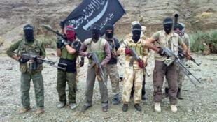 سربازان گروه جیش العدل- تصویر آرشیوی