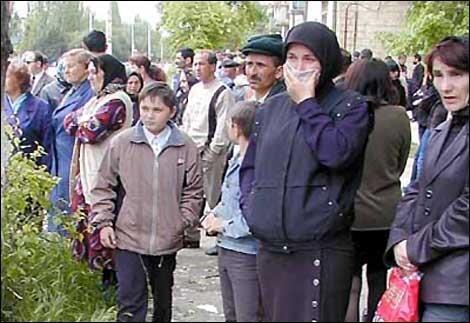 Дагестан потрясают убийства