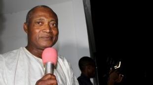 Jean-Pierre Fabre, principal opposant togolais, remet en cause la réélection de Faure Gnassingbé à la présidentielle de 2015.