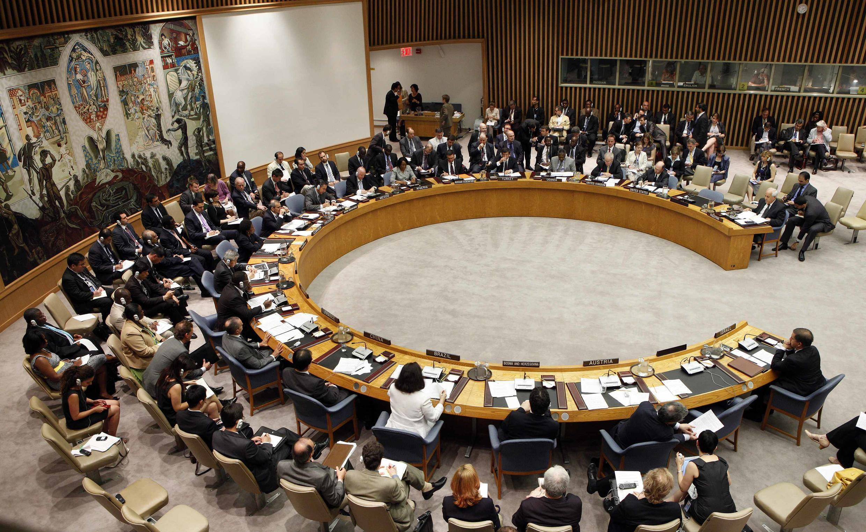 В Нью-Йорке состоялось экстренное заседание Совета Безопасности ООН.