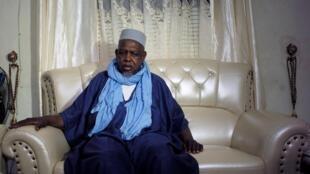 Mahmoud Dicko, Malamin da ya soma jagorantar zanga-zangarneman tilastawa shugaban Mali Ibrahim Boubacar Keita yin murabus.