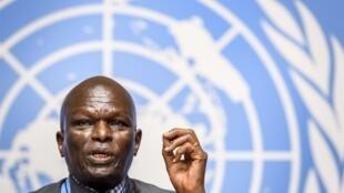 Le président de la commission d'enquête, Doudou Diène, a salué la décision prise par le Conseil des droits de l'homme.