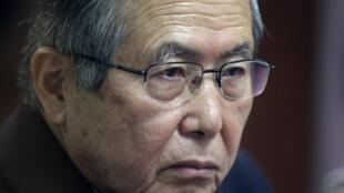 Ông Alberto Fujimori bị kết án 25 năm tù về tội vi phạm nhân quyền và tham nhũng (REUTERS)