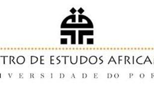 Logo do centro de estudos africanos da Universidade do Porto em Portugal