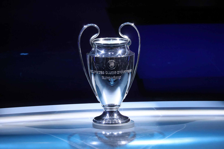 A Liga dos Campeões europeus.