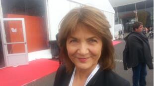 Michelle Grosset, secrétaire générale de l'Association pour le Développement des Echanges internationaux de Produits et Techniques Agroalimentaires (ADEPTA).