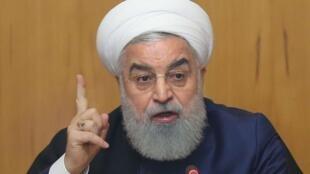 حسن روحانی، رئیس جمهوری اسلامی ایران