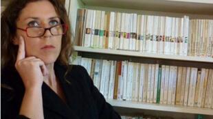 Portrait de la plasticienne Clémentine Mélois.