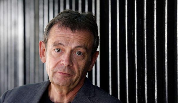 L'écrivain français Pierre Lemaitre.