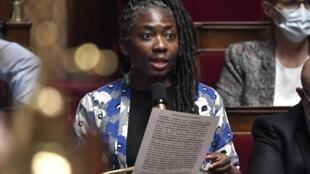 Danielle Obono Députée La France Insoumise