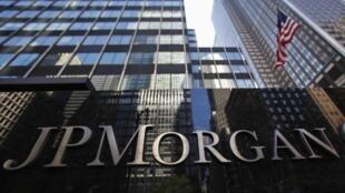 Sede del banco J.P. Morgan en Nueva York.
