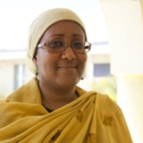 Suad Abdi, country manager in Somaliland of the NGO Progressio