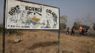 40 personnes, dont une majorité d'écoliers, ont été capturés dans le village de Kagara, au centre ouest du pays, mercredi dernier.