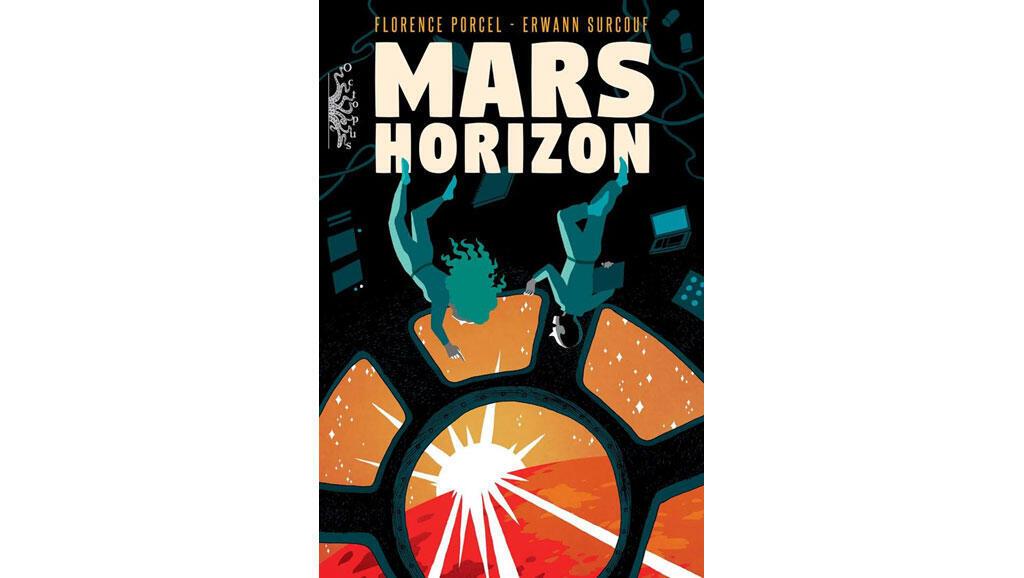 Mars Horizon.