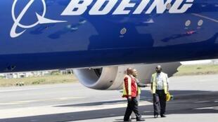 美国波音飞机公司 Boeing Co
