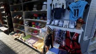 Магазин одежды и спортивных товаров в Бодруме
