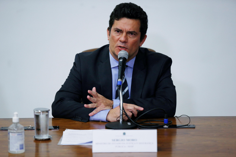 Moro BRAZIL-POLITICS