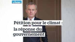 Reprodução da matéria publicada pelo jornal Le Parisien/Aujourd'hui en France nesta quarta-feira (14).