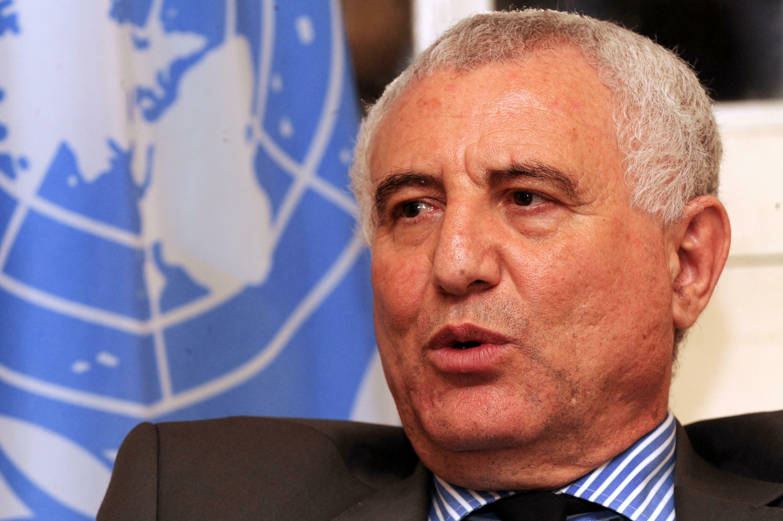 Saïd Djinnit, envoyé spécial de l'ONU dans les Grands Lacs.