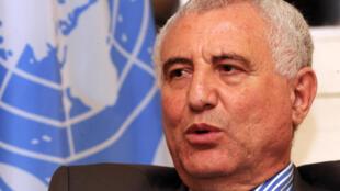 Saïd Djinnit, envoyé spécial du Secrétaire général des Nations unies pour la région des Grands Lacs.