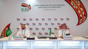 un sommet du G20 sous présidence saoudienne