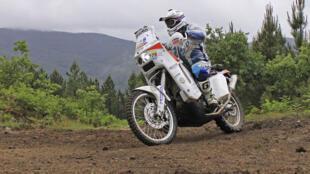 João Rôlo, concorrente do Africa Eco Race