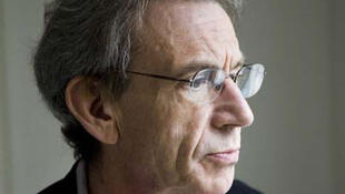 El escritor Patrick Lapeyre
