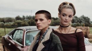 Scène de la Saison 1 de « Cheyenne et Lola ».   © Lincoln TV - Orange Studio – 2020