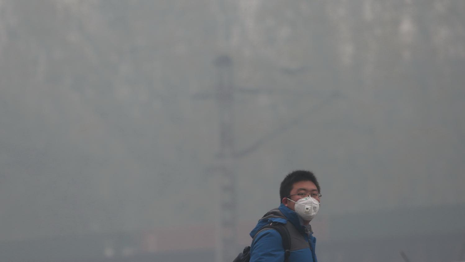空氣污染阻礙亞洲等發展中國家經濟  中國是受害最深國家