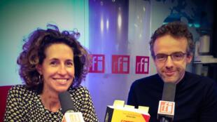 Gilles DAL et Emmanuelle BASTIDE