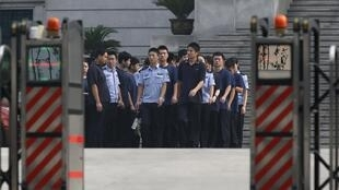 Qua đợt kiểm toán, Bắc Kinh muốn vạch trần hiện tượng tham nhũng trong nhiều lãnh vực khác nhau - REUTERS /Kim Kyung-Hoon