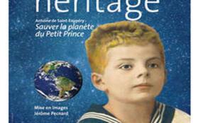 L'exposition exprime la pensée écologique de Saint-Exupéry (Le Petit Prince).