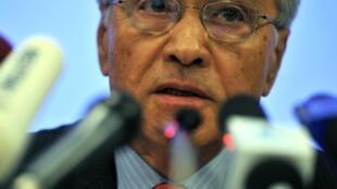 Chakib Khelil, ancien ministre algérien de l'Énergie.